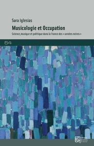 Livre numérique Musicologie et Occupation