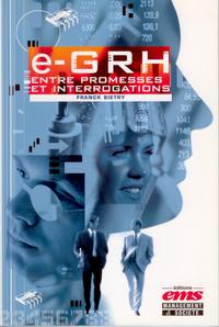 Livre numérique e-GRH. Entre promesses et interrogations
