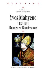 Livre numérique Yves Mahyeuc, 1462-1541