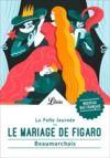 Electronic book Le Mariage de Figaro
