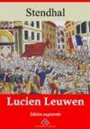 Livre numérique Lucien Leuwen – suivi d'annexes