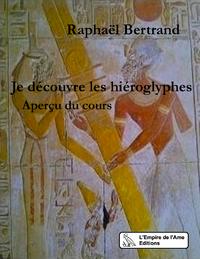 Libro electrónico Je découvre les hiéroglyphes