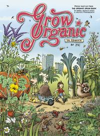 Electronic book Grow Organic In Comics