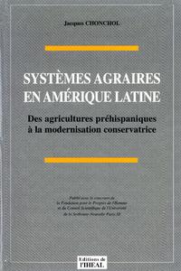 Electronic book Systèmes agraires en Amérique latine