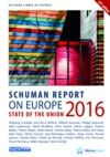 Livre numérique State of the Union Schuman report 2016 on Europe