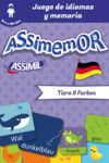 Electronic book Assimemor - Mis primeras palabras en alemán: Tiere und Farben