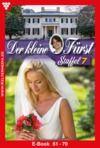 Livre numérique Der kleine Fürst Staffel 7 – Adelsroman