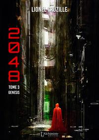 Livre numérique 2048 - Tome 3 : Genesis
