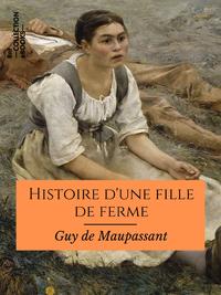 Livre numérique Histoire d'une fille de ferme