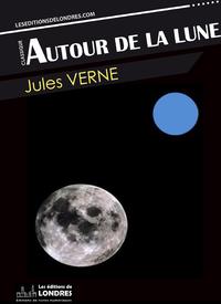 Livre numérique Autour de la lune