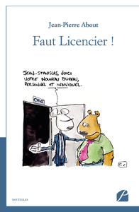 Livre numérique Faut Licencier !
