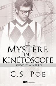 Livre numérique Le mystère du Kinétoscope