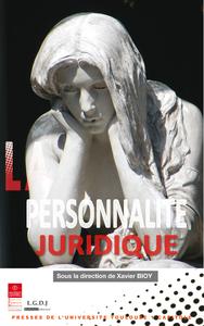 Livre numérique La personnalité juridique