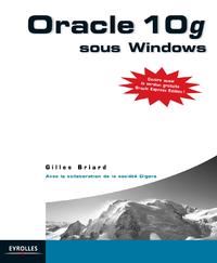 Livre numérique Oracle 10g sous Windows