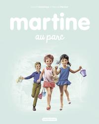 Livre numérique Martine au parc