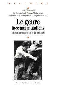 Electronic book Le genre face aux mutations