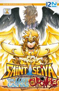 Livre numérique Saint Seiya - Les Chevaliers du Zodiaque - The Lost Canvas - La Légende d'Hadès - Chronicles - tome 10