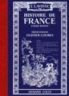 Livre numérique Histoire de France - Cours moyen