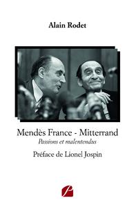 Livre numérique Mendès France - Mitterrand