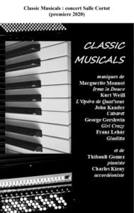 Livre numérique Classic Musicals