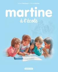 Livre numérique Martine à l'école