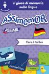 Electronic book Assimemor - Le mie prime parole in tedesco: Tiere und Farben