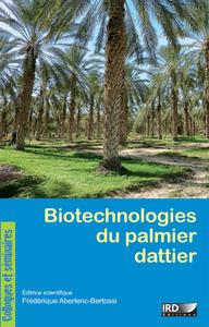 Livre numérique Biotechnologies du palmier dattier
