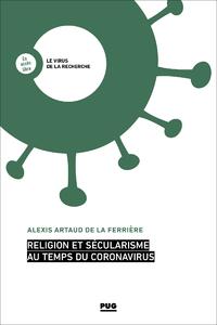 Livre numérique Religion et sécularisme au temps du coronavirus