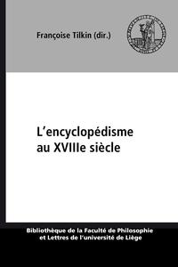 Livre numérique L'encyclopédisme au XVIIIe siècle