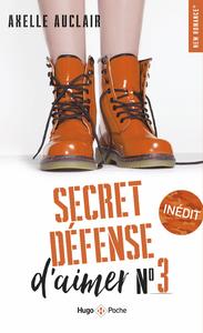 Livre numérique Secret défense d'aimer - tome 3