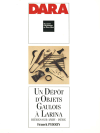 Livro digital Un dépôt d'objets gaulois à Larina