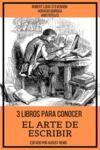 E-Book 3 Libros para Conocer El arte de escribir
