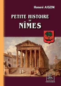 Livre numérique Petite Histoire de Nîmes