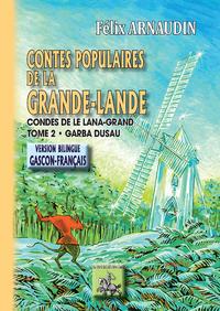 Livre numérique Contes populaires de la Grande-Lande (Tome 2) • Contes de le Lana-Grand (garba 2au)