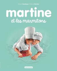 Livre numérique Martine et les marmitons