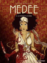 Livre numérique Médée (Tome 4) - La chair et le sang