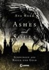 Electronic book Ashes and Souls - Schwingen aus Rauch und Gold