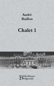 Livre numérique Chalet 1