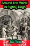 Livre numérique Around the World in Eighty Days - Jules Verne