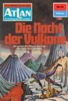 Livre numérique Atlan 63: Die Nacht der Vulkane