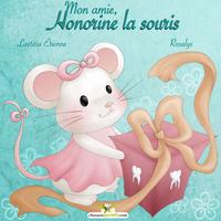 Livre numérique Mon amie, Honorine la petite souris