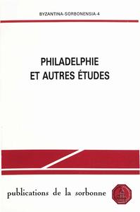 Electronic book Philadelphie et autres études