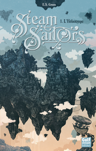 Livro digital Steam Sailors - tome 1 L'Héliotrope