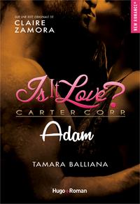 Livre numérique Is it love ? - Adam -Extrait offert-