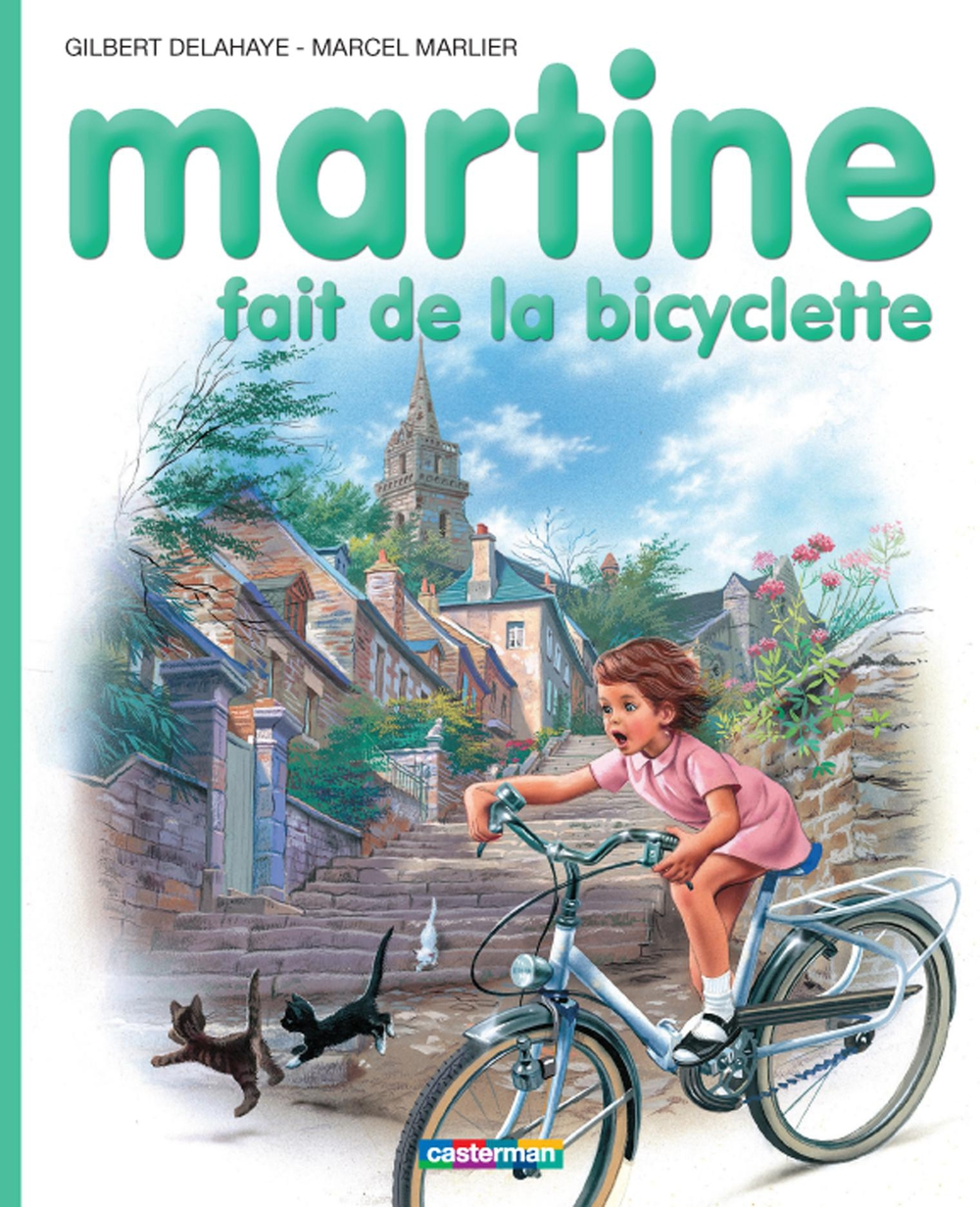Ebook Martine Fait De La Bicyclette 7switch