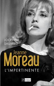 Electronic book Jeanne Moreau l'impertinente