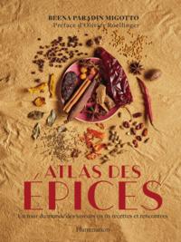 Livre numérique Atlas des épices