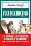 Libro electrónico Voix d'extinction