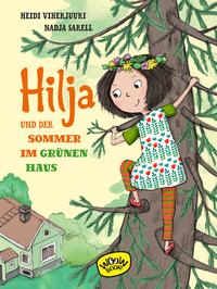 E-Book Hilja und der Sommer im grünen Haus