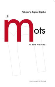 Livre numérique Les mots et leurs contextes